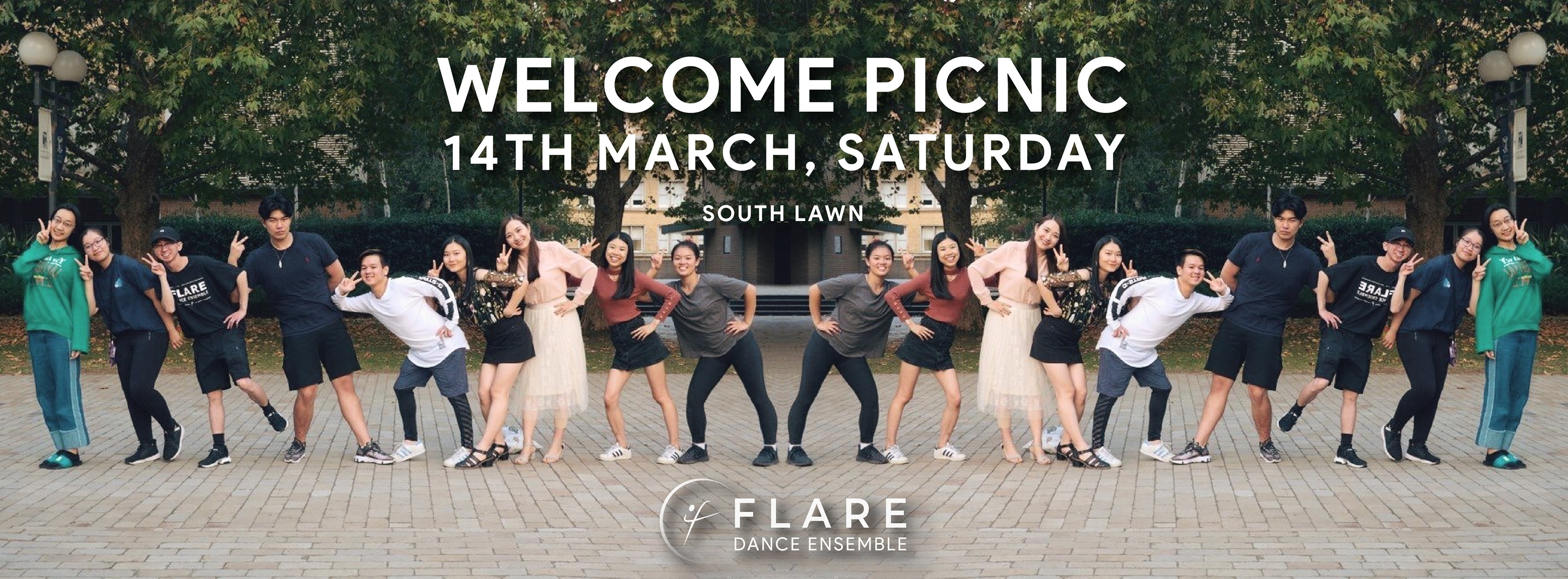 Flare 2020: Welcome Picnic! background image